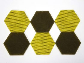 126696600 1 280x210 - 3m Scotch-Brite Dual Purpose Scour Pad 96HEX 139mmX139mm  70071660073