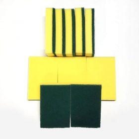 48045829 1 280x280 - 3M Economy Sponge Scourer 230S 150 mm x 100 mm Medium Duty WN300903799