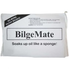 Bilge Mate Oil & Fuel Absorber