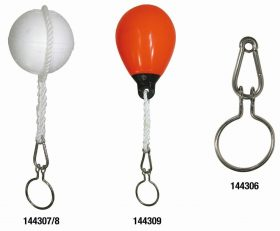 BLA Quick Lift Anchor Device with 320mm Inflatable Float Stainless