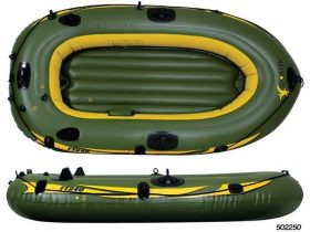 Inflatable Fishing Boat FT240m Great Fishing Boat Sportek