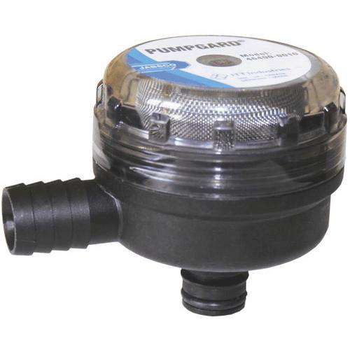 Jabsco Water Strainer Plug-in 12mm hose barb 46400-0012