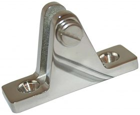 Boat Canopy Deck Mount Standard Type Stainless Steel 56X12X35mm