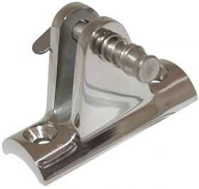 Boat Concave Rail Mount 20-25mm Concave quick release Stainless Steel 56X20X37mm