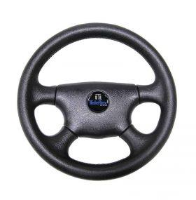 Wheel Legend Black Pvc 340mm Inc Med