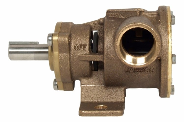 52080-2001 Jabsco Bronze Impeller Pump