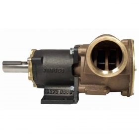 "Jabsco 52270-2011 2"" Bronze Pedestial Impeller Pump"