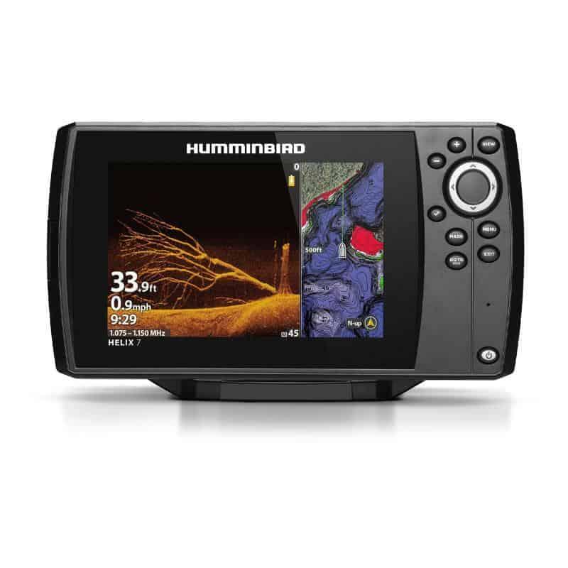 Humminbird Fishfinder HELIX 7 Chirp MDI GPS G3N